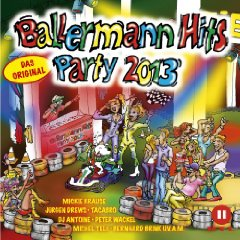 2012 Ballermann Hits Party 2013